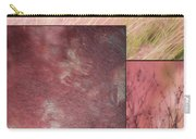 Pink Textures 2 Carry-all Pouch