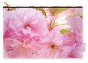 Pink Tree Blossoms Art Prints Spring Blossoms Baslee Troutman Carry-all Pouch