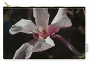 Pink Tulip Magnolia Carry-all Pouch