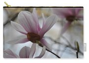 Pink Tulip Magnolias Carry-all Pouch