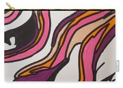 Pink Waves Carry-all Pouch