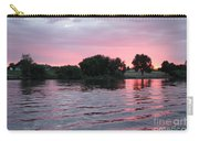 Pink Waves Sunset Carry-all Pouch