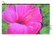 Pinkhawaii Hibiscus #505 Carry-all Pouch
