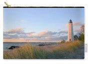 Pinkish Lighthouse Carry-all Pouch