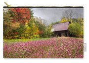 Pinks In The Pasture Carry-all Pouch