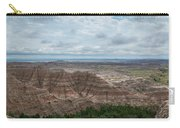 Pinnacles Overlook Panorama  Carry-all Pouch