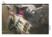 Pino D'angelico's The Dancer Carry-all Pouch