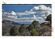 Pinon Forest At The Top Of Kolob Canyon Carry-all Pouch