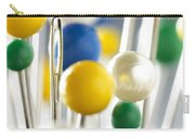 Pins And Needle Carry-all Pouch