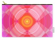 Pinwheel In Motion Carry-all Pouch