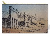 Pioneer Ghost Town Montana Carry-all Pouch
