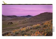 Pioneer Mountain Spring Carry-all Pouch