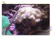Pipe Fish And Sea Anemone  Carry-all Pouch