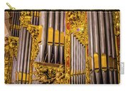 Pipe Organ Detail Carry-all Pouch