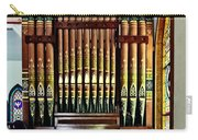 Pipe Organ In Church Carry-all Pouch