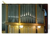 Pipe Organ Of Old Carry-all Pouch