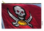 Pirate Football Carry-all Pouch