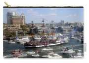 Pirate Ship And Flotilla Carry-all Pouch