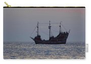 Pirate Ship At Clearwater Carry-all Pouch