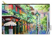 Pirates Alley - French Quarter Alley Carry-all Pouch