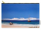 Pirates On The Beach Carry-all Pouch