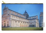 Pisa - Piazza Dei Miracoli Carry-all Pouch