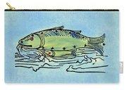 Piscis Australis, 1482 Carry-all Pouch