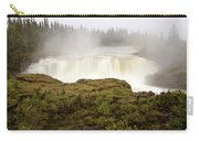 Pisew Falls Northern Manitoba Canada Carry-all Pouch