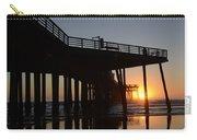 Pismo Beach Pier California 2 Carry-all Pouch