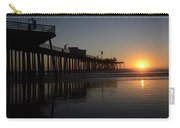 Pismo Beach Pier California 4 Carry-all Pouch
