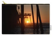 Pismo Beach Pier California 5 Carry-all Pouch