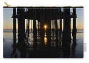 Pismo Beach Pier California 7 Carry-all Pouch