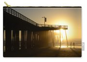 Pismo Beach Pier California 8 Carry-all Pouch