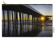 Pismo Sunset Wharf Carry-all Pouch