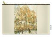 pissarro19 Camille Pissarro Carry-all Pouch