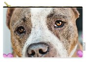 Pit Bull Dog - Pure Love Carry-all Pouch