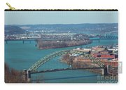 Pittsburg City Skyline Carry-all Pouch