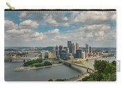 Pittsburg Skyline Carry-all Pouch