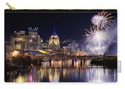 Pittsburgh 1  Carry-all Pouch by Emmanuel Panagiotakis