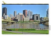 Pittsburgh From Just Outside Pnc Park Carry-all Pouch
