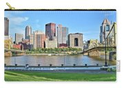 Pittsburgh Pa Panoramic Carry-all Pouch