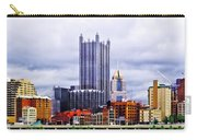 Pittsburgh Pa Skyline Carry-all Pouch