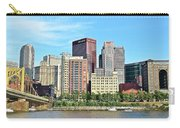 Pittsburgh Panorama June 2017 Carry-all Pouch
