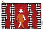 Pittypat Clown Carry-all Pouch