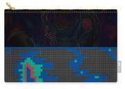 Pixel Painting Carry-all Pouch