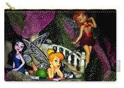 Pixie Portrait Carry-all Pouch