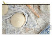 Pizza Dough  Carry-all Pouch