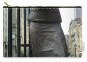 Place D'armes Sculpture 1 Carry-all Pouch