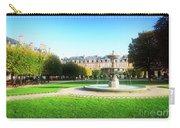 Place De Vosges, Paris Carry-all Pouch