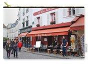 Place Du Tertre In Paris Carry-all Pouch